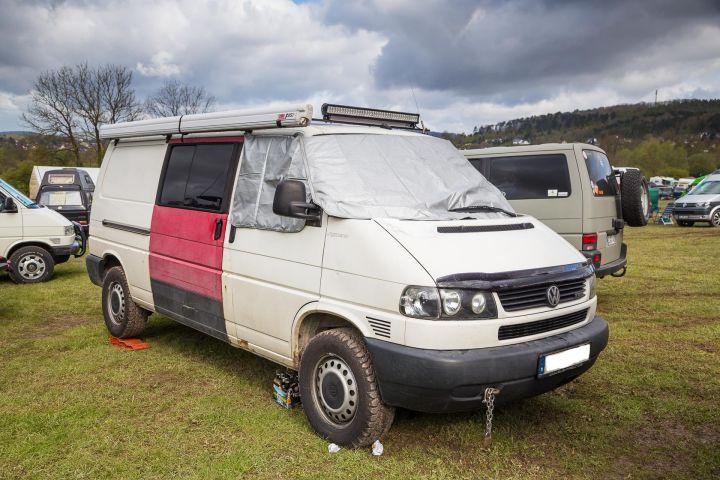 Unser Konzept Der Spacecamper Vw T6 Camping Ausbau Reisemobil
