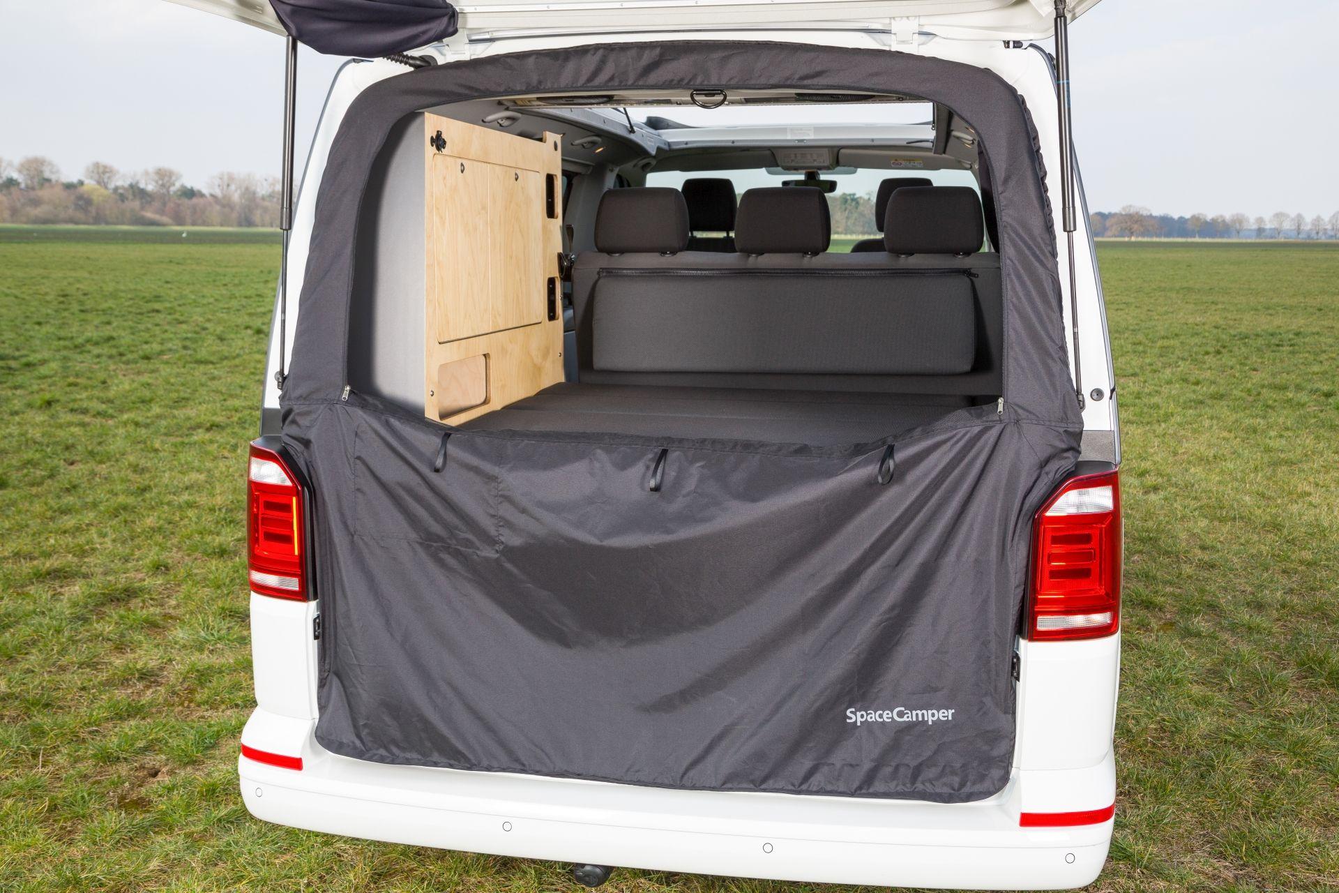 moskitonetz der spacecamper vw t6 camping ausbau reisemobil wohnmobil campingbus und. Black Bedroom Furniture Sets. Home Design Ideas