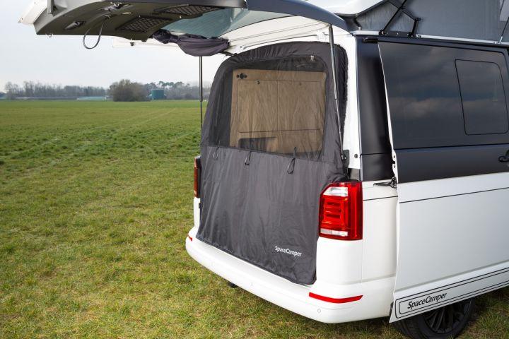 sc ausstattung der spacecamper vw t6 camping ausbau. Black Bedroom Furniture Sets. Home Design Ideas