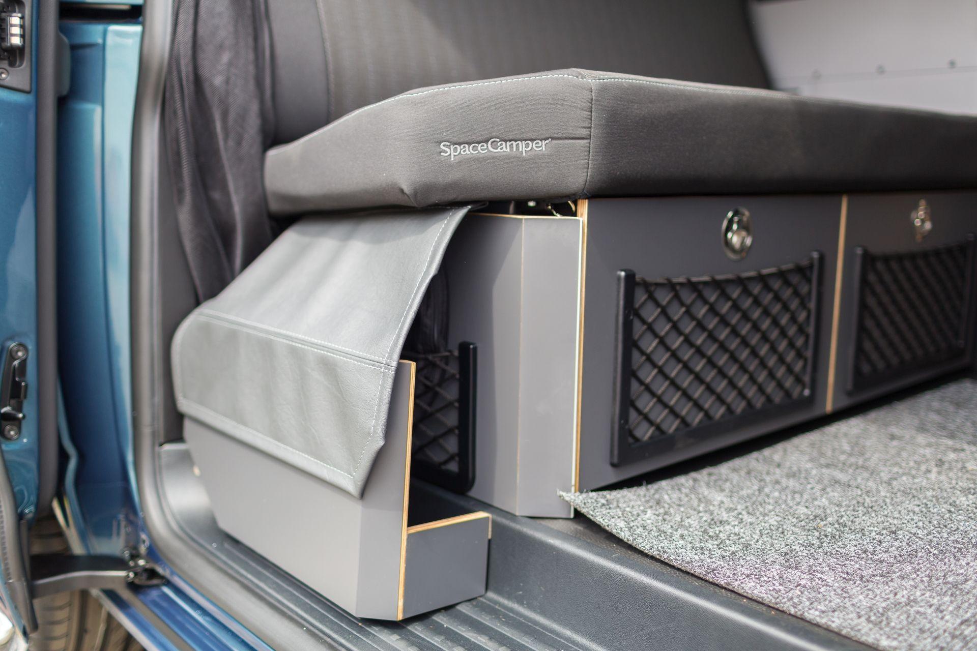 Schuhfach Der Spacecamper Vw T6 Camping Ausbau Reisemobil